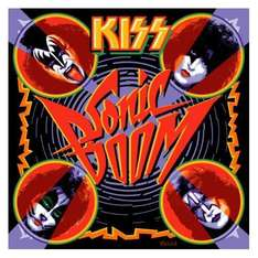 "CD - Kiss ""Sonic Boom"" (Limited Edition 2CD + DVD) für €3,69 [Wowhd.co.uk]"