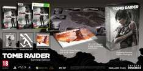 (UK) Tomb Raider - Survivor Edition [Xbox 360/PS3] für umgerechnet ca. 28.20€ @ Zavvi