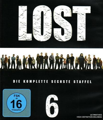 Lost - Die komplette sechste Staffel (5 Blu-rays) [Blu-ray] für 14,99 € amazon.de