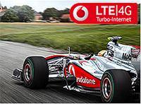 Vodafone LTE Zuhause - 120 EUR exklusive Gutschrift