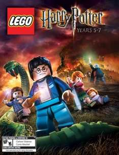 [Steamkey] LEGO Harry Potter: Years 5-7 @ GMG