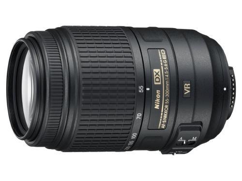 Nikon AF-S DX NIKKOR 55-300mm VR 189 € @ebay.de
