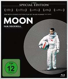 Moon - 2-Disc Special Edition [Blu-ray] für 8,97 € @Amazon.de