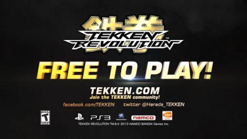 Tekken Revolution (PS3) Kostenlos