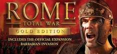 [Steam] Rome: Total War Gold Edition