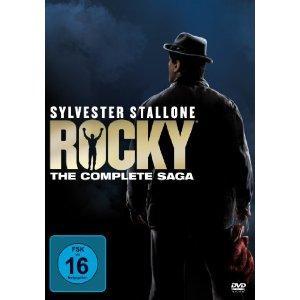 Rocky 1-6 (DVD) für 12,97 €