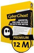 Cyberghost VPN Special Edition 12 Monate für 14,99€