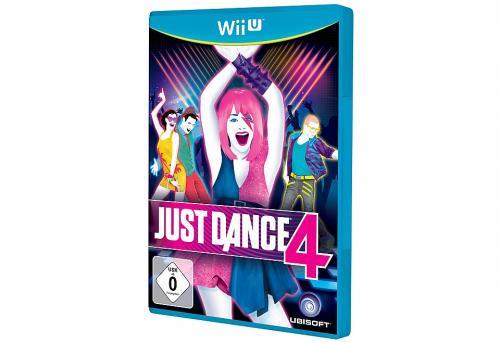 [offline] Just Dance 4 für WII-U @ Drogeriemarkt Müller