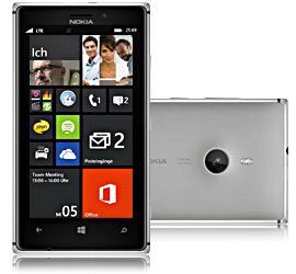 Nokia Lumia 925 in Grau für 519,95€