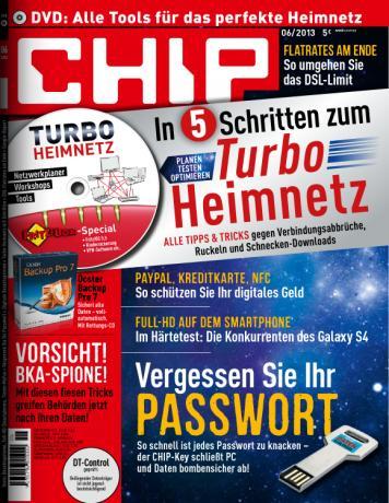CHIP mit DVD für effektiv 9,88 €