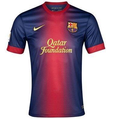Nike Herren Fußball Stadion Jersey FC Barcelona 12/13 nur 25€