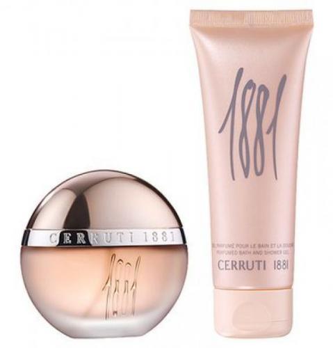 Cerruti™ - 1881 pour femme Geschenkset (30ml EdT & 75ml Showergel) ab €18,44 [@Galeria-Kaufhof.de]