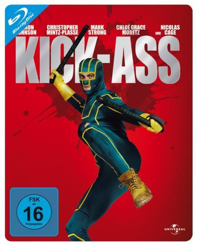 Amazon - Kick-Ass / Kill Bill 1+2 BluRay im Steelbook für 9,99€/14,99€ Bestpreis