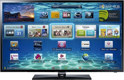 [lokal] Media Markt Frankfurt: Samsung UE 46F5370 LED TV