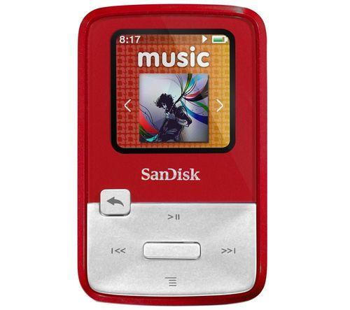 (UK) SanDisk Sansa Clip Zip 4GB (per Micro SD bis auf  36GB erweiterbar) für 22,29€ @ Ebay (refurbished)