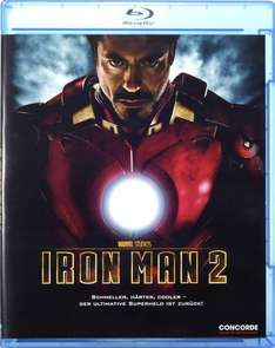 [Amazon] Iron Man 2 [Blu-ray] für 8,97€