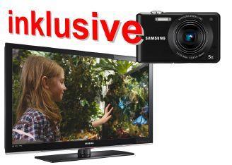 Samsung LCD-TV  LE -37C530 inkl. Samsung PL80 Digital Kamera 415€!!