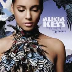 Alicia Keys-The Element Of Freedom als MP3-Download bei Amazon für 3,49€