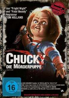 Amazon Prime: Uncut ! Chucky die Mörderpuppe - Return of the Living Dead 5,55€ ! + weitere Titel !