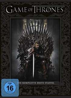 Game of Thrones Staffel 1 DVD für 14,99 € amazon + 3 Euro VSK für Nicht-Prime Kunden