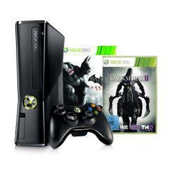 [MM Hamburg] Xbox 360 250 GB + Darksiders 2 + Batman Arkham City + Fifa 13 + 2  Controller