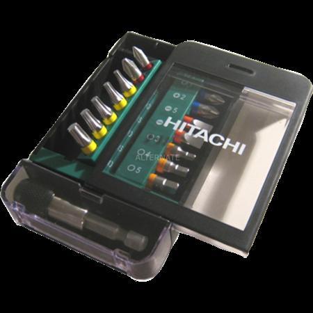 Hitachi 15 teiliger Bitsatz für 11,94€ @ ZackZack