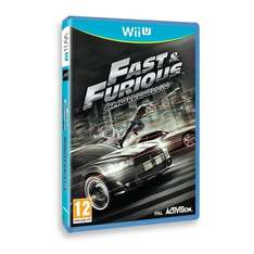 Nintendo Wii U - Fast & Furious Showdown für €24,74 [@Amazon.co.uk]