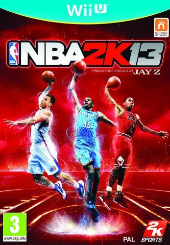 Nintendo Wii U - NBA 2K13 für €11,73 [@Zavvi.com]