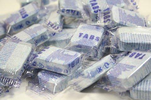 500 Tabs Geschirrspülreiniger 7 in 1 Spülmaschinentabs Spültabs Tabs Spülmaschine Markenqualität
