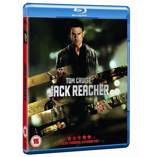 Blu-ray - Jack Reacher für €10,55 [@Zavvi.com]