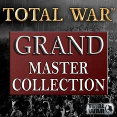 [Steam] Total War Collections 75% bei Get Games Go u.a. Grand Master Collection für 34,99€ statt 139,99€