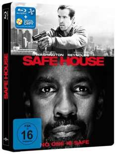 Safe House - Steelbook (Blu-ray)