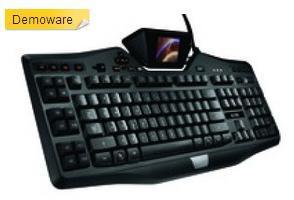 Logitech G19 Gaming-Tastatur