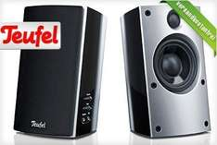 Teufel PC Stereo-Lautsprecher Concept B 20 für 70,77€ MeinPaket  Neu versandkostenfrei