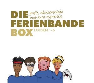 Die Ferienbande-Box [7 CDs] für 18,98€ @ Ebay