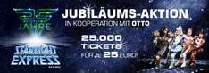 [Starlight Express] 25.000 Tickets für je 25 €