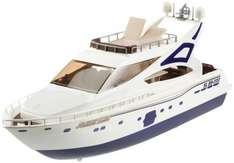 Dickie 207266819 - Stream Liner Yacht, Spielzeugboot