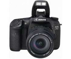 Canon EOS 7D Kit 18-135 mm IS + 100€ Cashback für 1199,- @MM