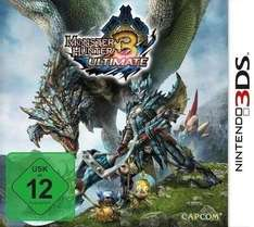 Monster Hunter 3 Ultimate 3DS für 29€ @MediaMarkt online
