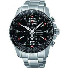 Seiko Gents Sportura Watch SNAE95P1