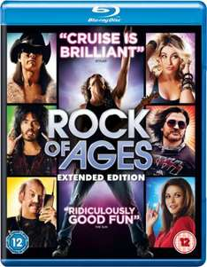 Blu-ray - Rock of Ages für €5,87 [@Zavvi.com]