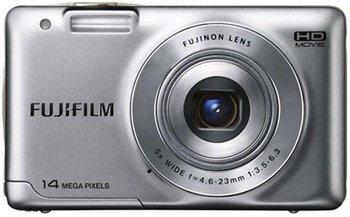 FUJI FINEPIX JX 500 (Silber/Blau/Rot) für 37€ inkl. Versand @Media Markt