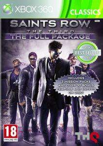 (UK) Saints Row: The Third [Xbox360 / PS3] für ca. 17.62€ @ Zavvi
