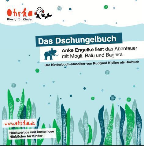 12 Hörbücher gratis, gelesen z.B. von den bekannten Hörbuchsprechern Simon Jäger, Anke Engelke und David Nathan