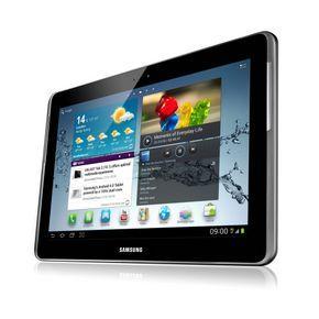 Samsung Galaxy Tab 2 10.1 16GB WiFi +3G*SCHNÄPPCHEN* Tablet mit Android 4 in Titanium-silber