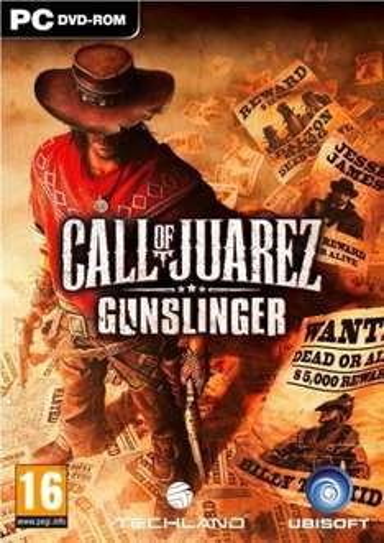 [Steamkey] Call of Juarez: Gunslinger @ Amazon.de
