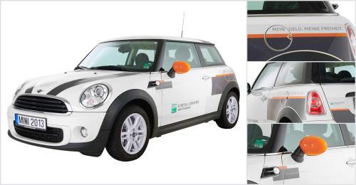 Cortal Consors MINI Aktion: Mini One D für 3 Jahre leasen