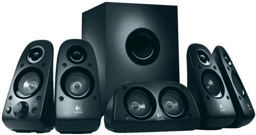 """Logitech™ - 5.1 Lautsprechersystem """"Z506"""" (B-WARE) ab €46,69 [@MeinPaket.de]"""