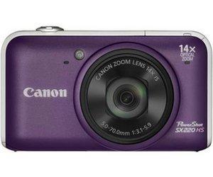 [Meinpaket OHA am Dienstag 18.06.] CANON Powershot SX220 HS für 134,99€
