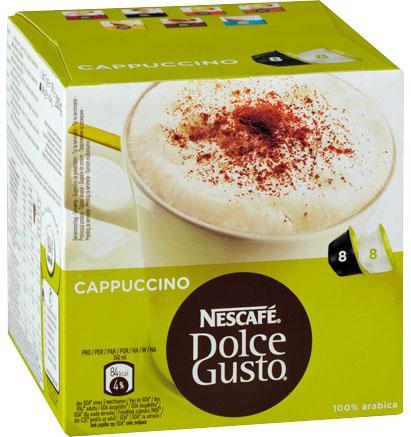 Nescafé Dolce Gusto Kapseln - Kaufland Geilenkirchen